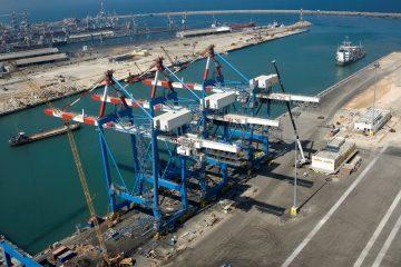 נמל היובל- פרויקט הרחבת נמל אשדוד