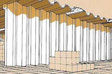 תהליך תכנון בבניה מתועשת